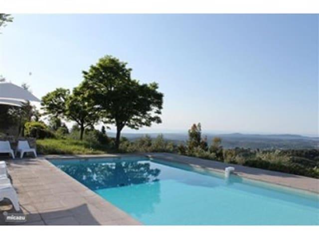 Villa amazing view,Côte d'Azur,  pool (4)