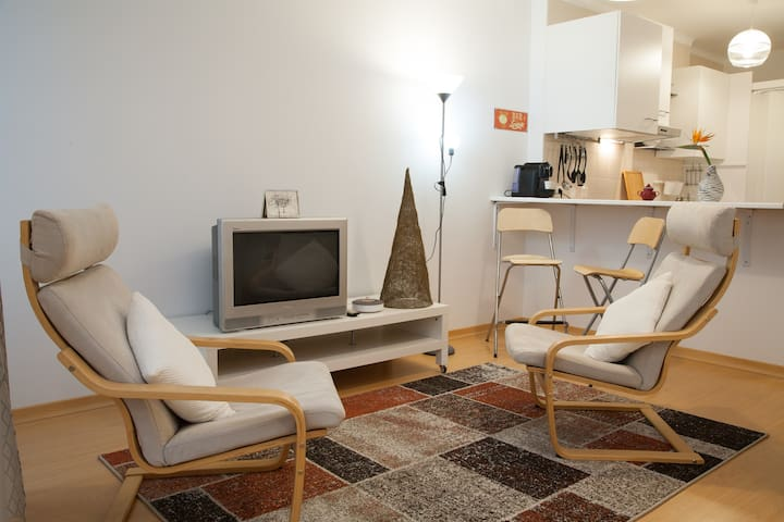 Studio Apartment - Alcobaça - Flat