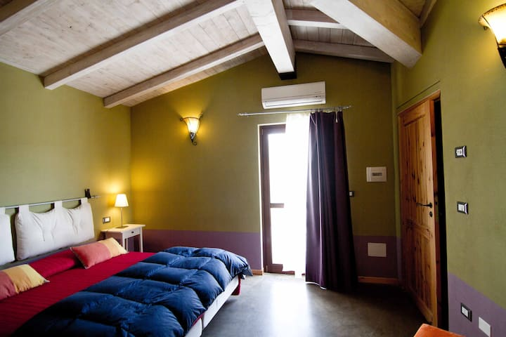 B&B Lo Spigo, Tuscany, Lilla Room - Aulla - Bed & Breakfast