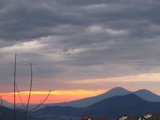 HouseBellavista near AmalfitanCoast - Calvanico - Apartamento