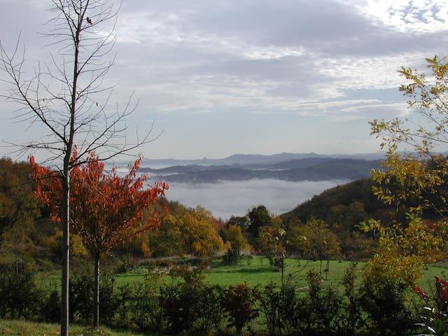 Agriturismo Veg nell'Appennino P.se - Costa di Castrignano-Langhirano - Bed & Breakfast