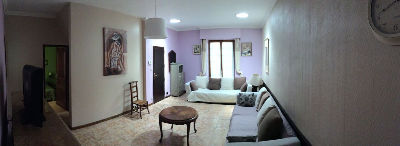 Spacieux appartement centre Châtelaillon plage