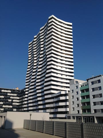 CityGate Apartment with View - Vienna - Apartemen