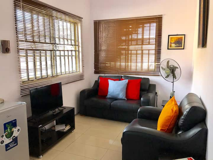ARO|Apartments: Private 2BD Flat (Ogba/Ikeja)