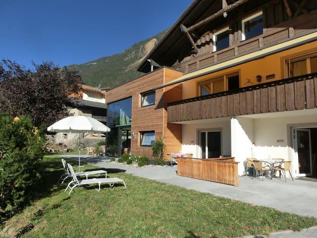 """""""Haus Delago"""" - Barrierefrei in Südtirol"""