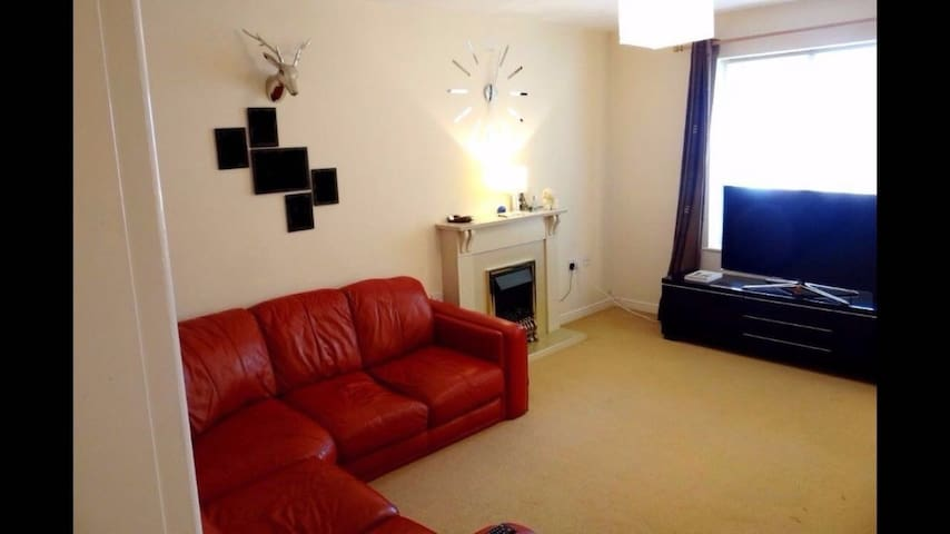 The Exodus - Shared 2 Bedroom Flat in Coventry