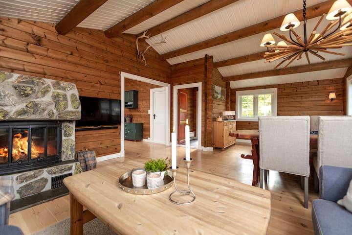Mountain Lodge - 5 Bedrooms, 2 Bathrooms, 150m2