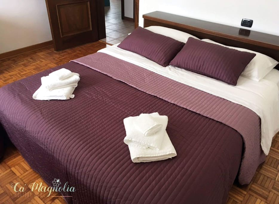 one of our spacious double rooms!