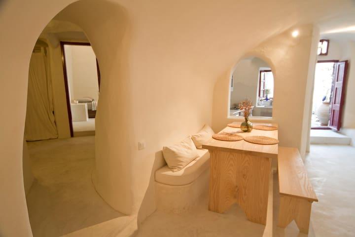Unique Architecture Cave House