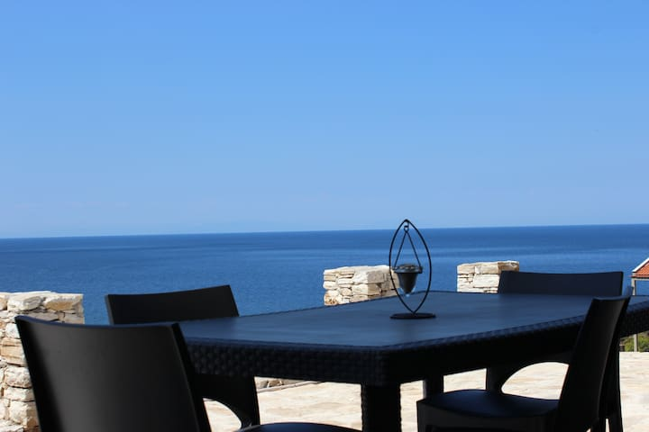 Azzurro apartment - Skala Marion - Appartement