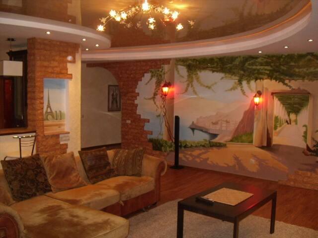 квартира в центрес сауной и джакузи - Brest - Apartamento