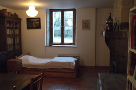room with kitchen and accomodation - Champlitte