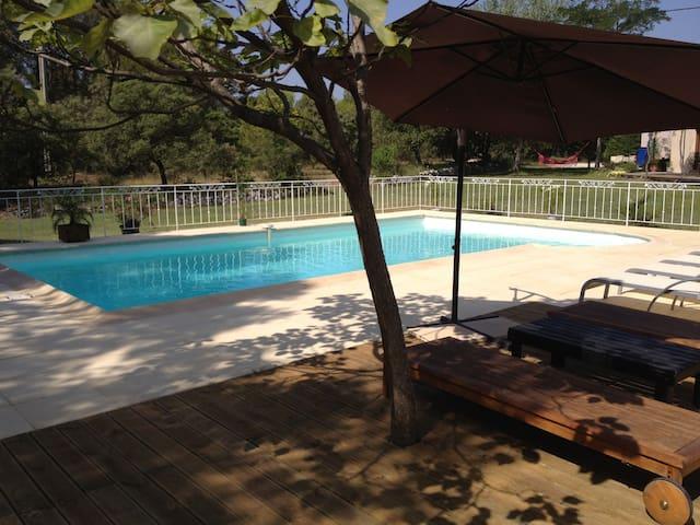 Magnifique villa avec piscine  - Rognes - Ev