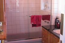 Main floor shared 4-piece bathroom.