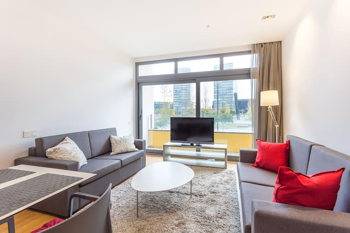 Barcelona Fira Vina Apartment - Hospitalet de Llobregat - Appartement