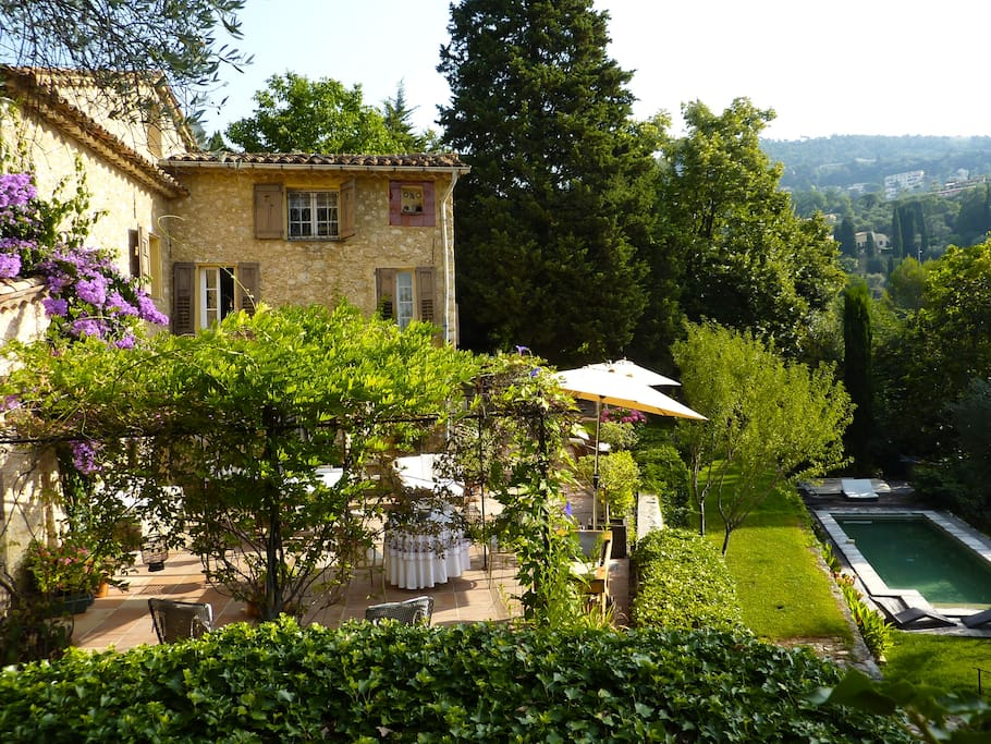 Double or Twin, Provence Farmhouse