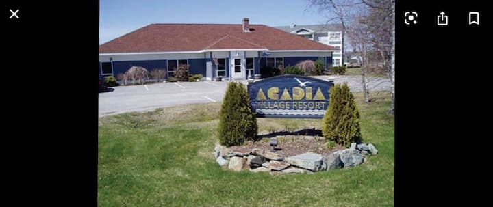 Acadia Resort Condo Relaxing close to Acadia!