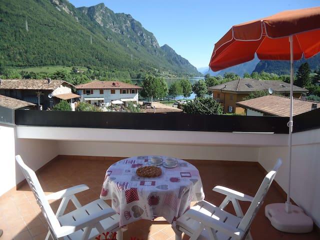 Casa Vittoria V2 - 2 Pers. + 1 Kind - 200m zum See - Crone - Apartment