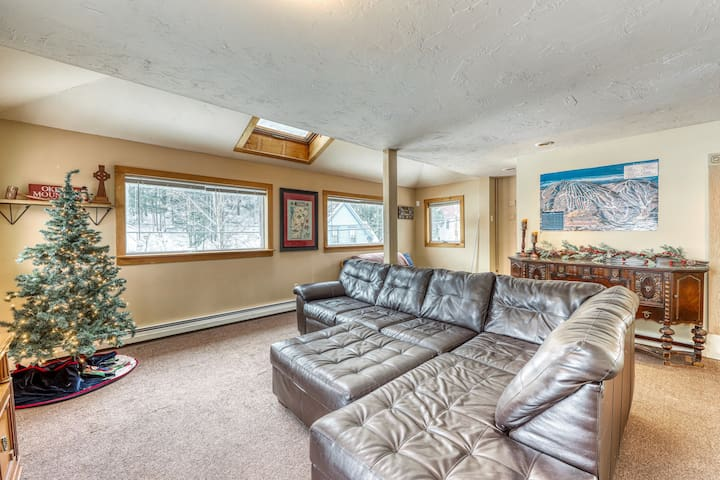 NEW LISTING! Family & dog-friendly home near skiing w/ full kitchen & free WiFi!