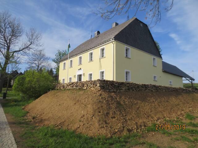 Welkom in Rübenau in het mooie Erzgebirge
