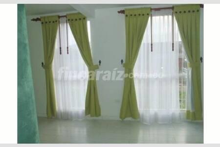 Magnifico amoblado Campiña  de Facatativa - Cartagena - Apartamento