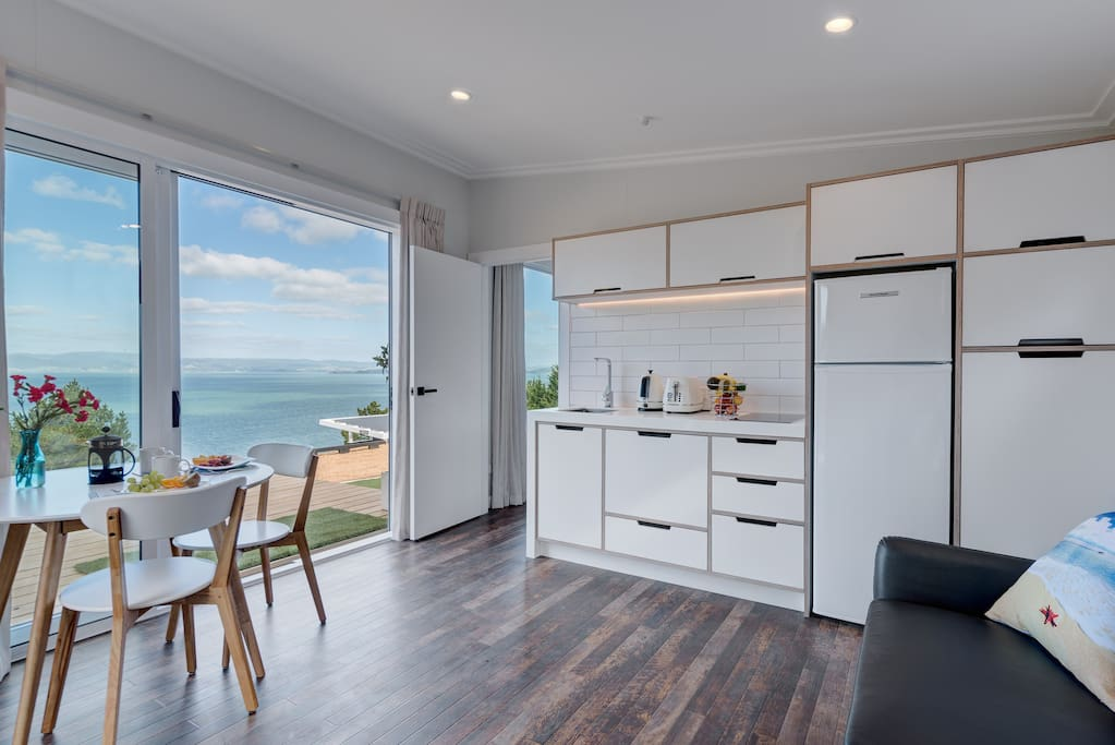 Kitchen with SeaViews