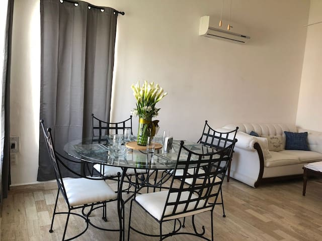 Apartment recently remodeled in the Hotel Zone