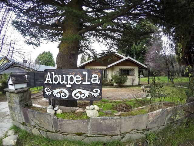 Alojamiento ABUPELA, San Carlos de Bariloche.