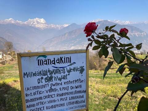Mandakini House - Heart in Hills