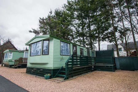 2 Bed Static Caravan : River Tilt Park