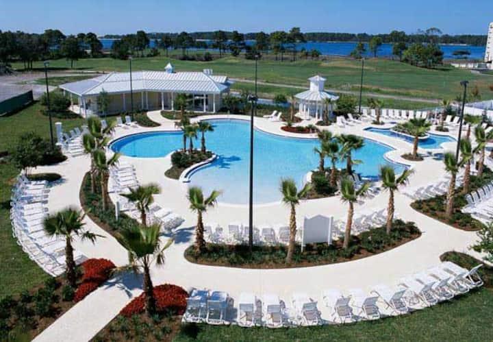 Marriott Panama City 2BD villa sleeps 8