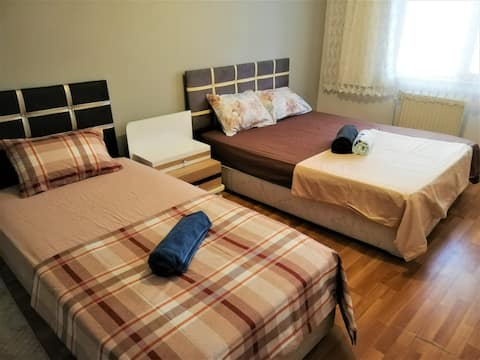 Large and comfortable room in Çankaya
