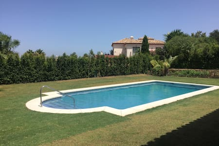 Beautiful Spanish Villa inthe exclusive Sotogrande - San Roque