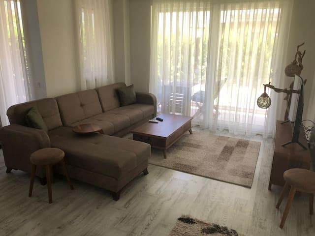 Nice apartment with swimmingpool in Antalya