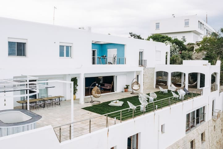 Former Mansion House of a Prominent  Greek Family