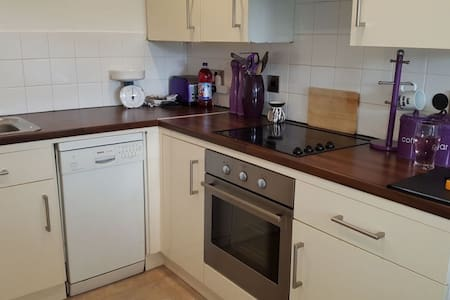Specious Studio Flat With Parking - London