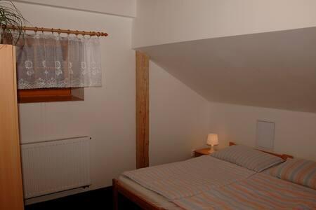 Mezonetové apartmá č 11 v penzionu Daniela pro až 8 osob