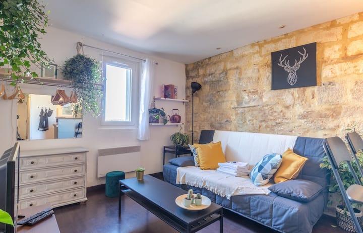 Appartement de charme - Montpellier centre