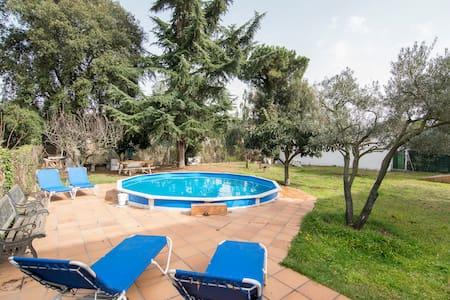 Apartamento en casa con jadín - Vilanova del Vallès