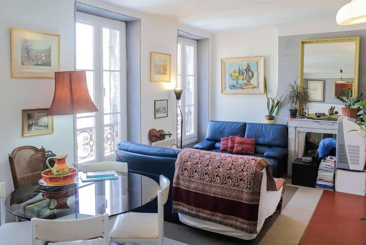 T2 50m2 VIEUX PORT & terrasse 45m2 - Marseille - Apartment
