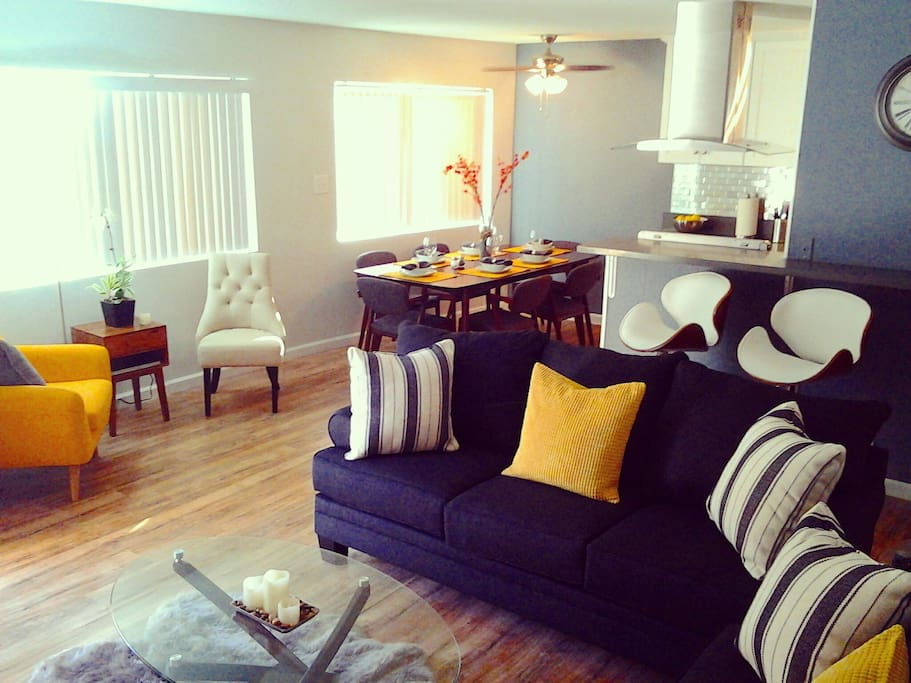 Stylish Modern 2 Bedroom Apartment Near The Beach Apartments For Rent In Long Beach