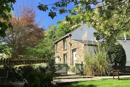 Romantic cottage for two - Perranporth - Casa