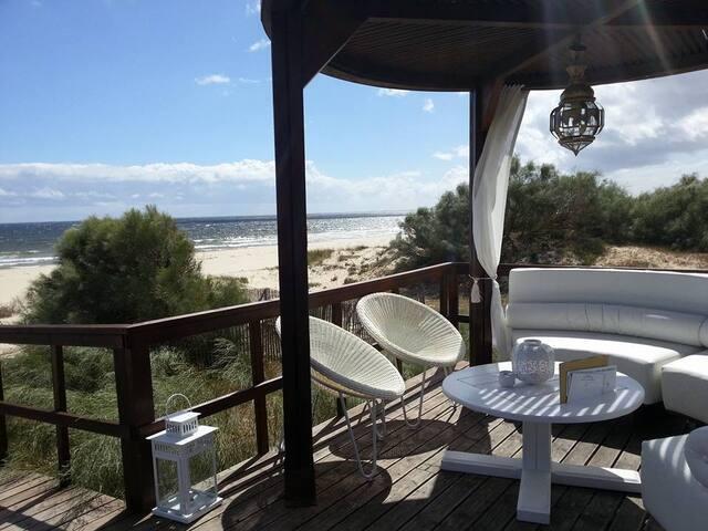 Maison confort & charme à PRAIA VERDE sur l'Océan - Faro - Talo