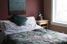 Winter light in your room