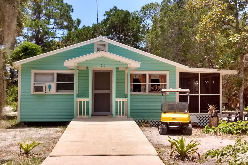 Paradise Discoverd - Houses for Rent in Cedar Key, Florida ...