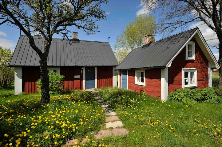 Cute cottage on beautiful Öland! - Köpingsvik - Dům