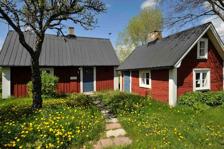 Cute cottage on beautiful Öland! - Köpingsvik - Hus