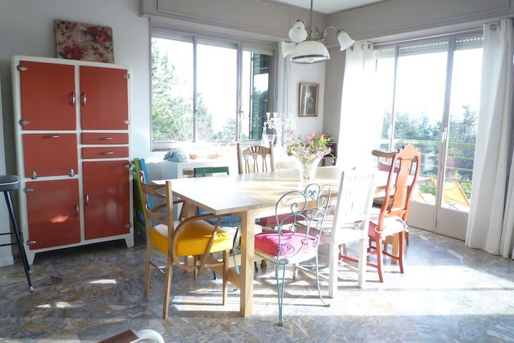 En el campo y tan cerca de Madrid - Cercedilla - Apartamento