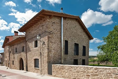 Casa con encanto cerca de Pamplona - Salinas de Ibargoiti - Casa