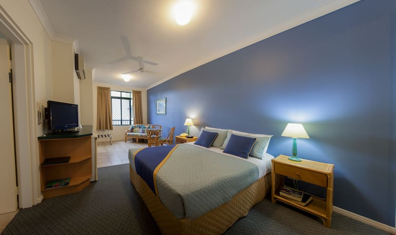 Studio-Great for Short Stay